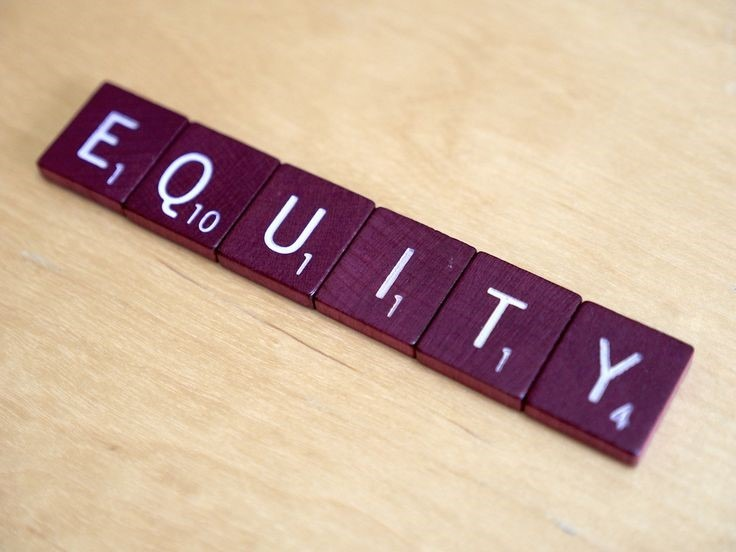 Equity shares