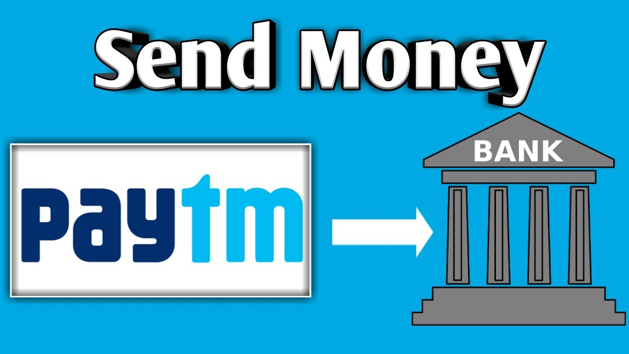 Paytm to bank