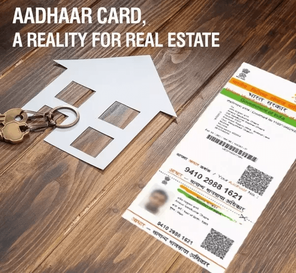Aadhar Card for Property Registration in India? It's Easy If You Do It Smart