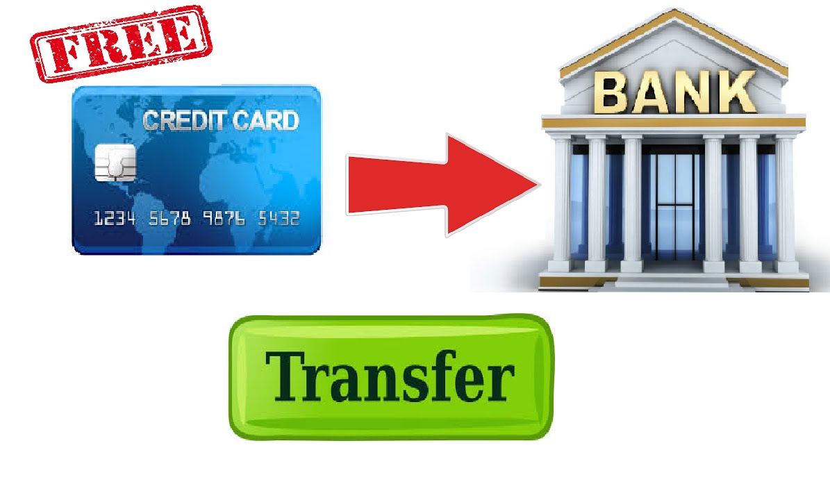 How to Transfer Money From Credit Card to Bank Account Wiring Money To Bank Account on