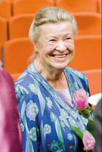 Picture of Traudl Engelhorn