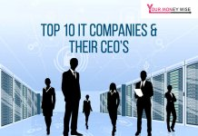 IT companies and their CEO's