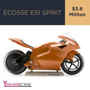 Ecosse ES1 Spirit – $3.6 Million
