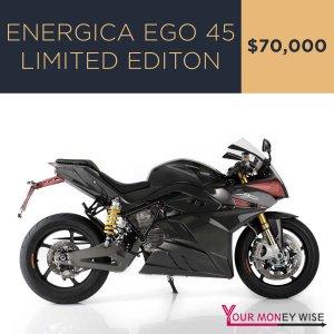Energica Ego 45 Limited Editon