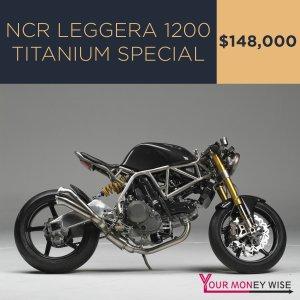 NCR Leggera 1200 Titanium Special – $148,000