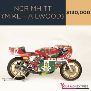 NCR MH TT (Mike Hailwood)