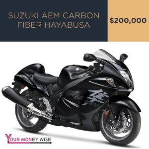Optimized-Suzuki AEM Carbon Fiber Hayabusa
