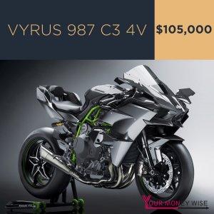 Vyrus 987 C3 4V