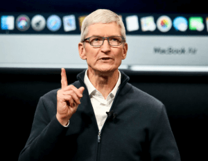 Picture of Tim Cook