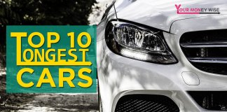 Top 10 lonest car's
