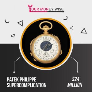 Patek Philippe Supercomplication