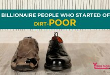 7 Billionaire People Who Started Off Dirt-Poor