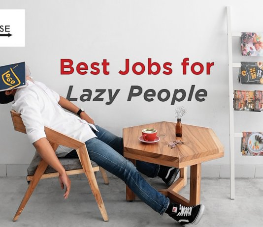Best Jobs for Lazy People
