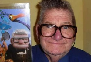 Carl Fredricksen from Up