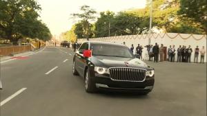 China President car