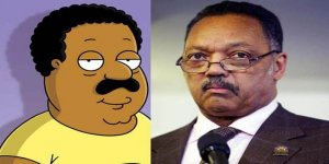 Jesse Jackson As Cleveland Brown