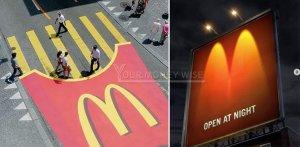 McDonald's Add campaign