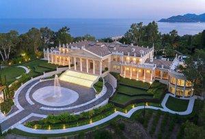 Villa Les Cèdres-French Riviera