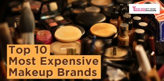 costly cosmetics