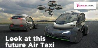 Future Air Taxi