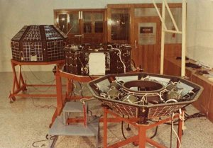 Aryabhata spacecraft