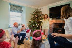 Christmas Carol Pictionary Relay