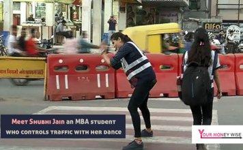 Traffic Girl Dance