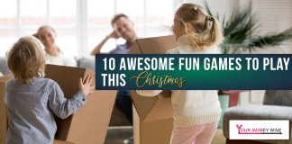 10 Awesome Fun Games to Play this Christmas