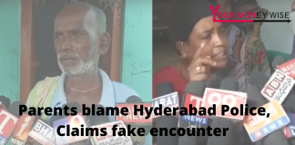 Parents blame Hyderabad Police, Claims fake encounter