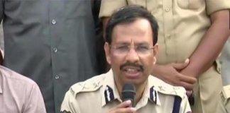Police Press Meet on Hyderabad Rape Case