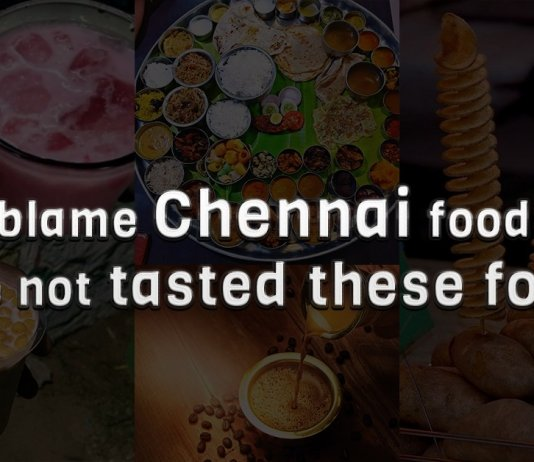 Chennai Food