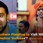 Is Spinner Ashwin Planning to Visit Nithyananda's Nation 'Kailaasa'? Read More