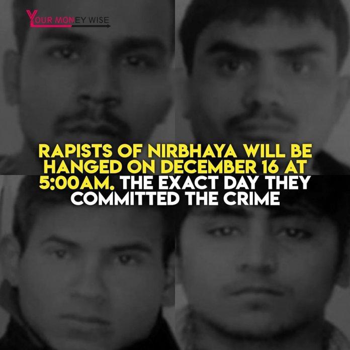 Nirbhya Rapists