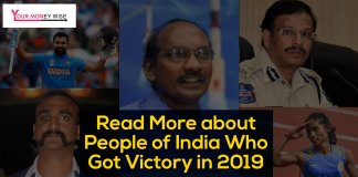 People of India Who Got Victory in 2019