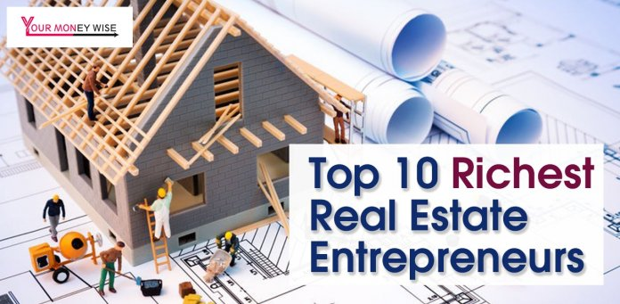 top 10 real estate entrepreneurs