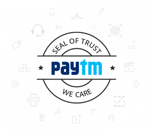 Paytm mini store